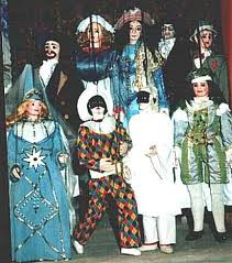 MASCHERE IN COMMEDIA